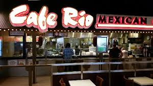 Cafe Rio Mexican Grill Application Online
