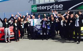 Enterprise Rent-A-Car Application Online & PDF