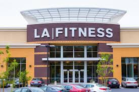 LA Fitness Application Online