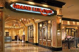 Grand Lux Cafe Application Online & PDF