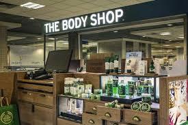 The Body Shop Application Online & PDF