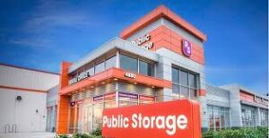 Public Storage Application Online & PDF
