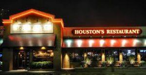 Houston's Restaurant Application Online & PDF