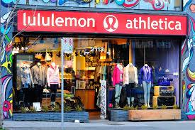 Lululemon Athletica Application Online