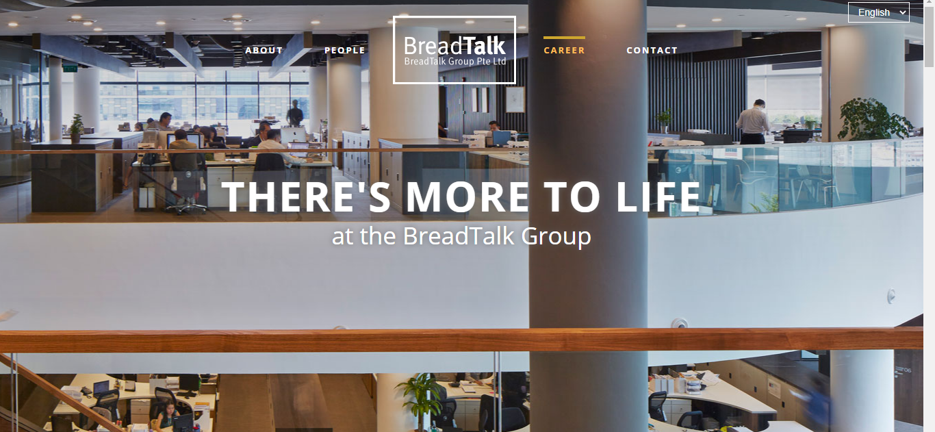 BreadTalk Application Online & PDF