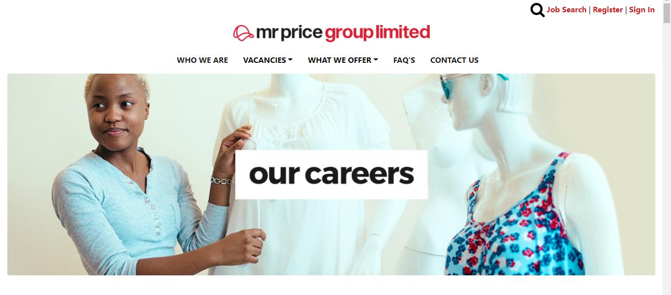 Mr Price Mrp Application Online & PDF