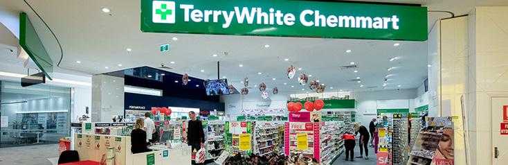 TerryWhiteChemmart