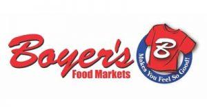 Boyer's Food Markets Application Online