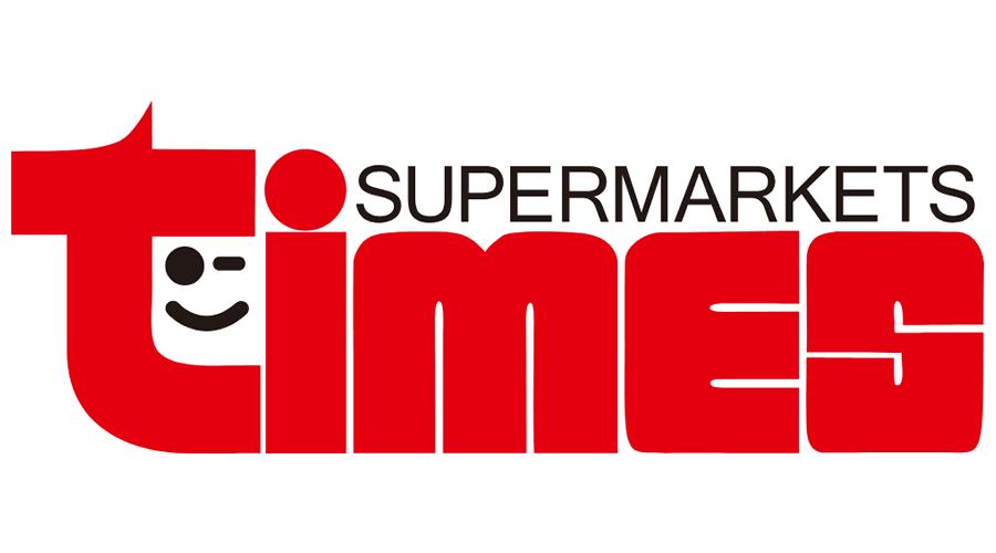 times-supermarkets-logo-vector