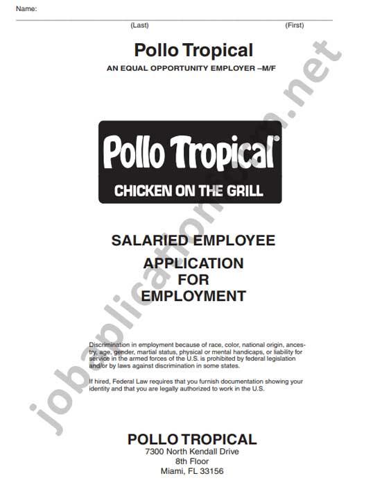 pollo-tropical